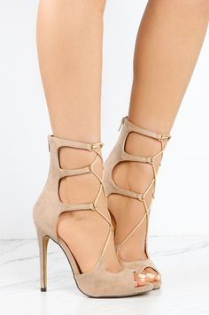 Stunn-ing On You - Nude - Lola Shoetique