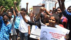 Angry protests over India Dalit woman murder in Kerala - BBC News