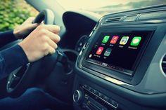 Apple CarPlay recebe suporte à Siri e Apple Maps