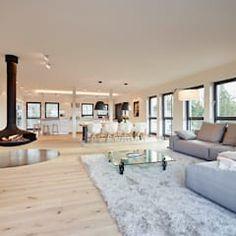 Salas de estar modernas por HONEYandSPICE innenarchitektur + design