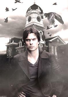 TVD - Damon Salvatore