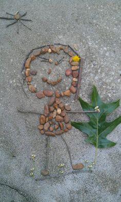 art created by my little artist's.