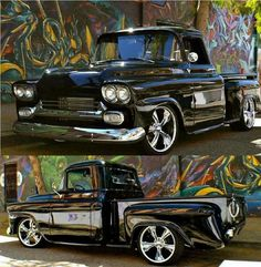 My dream truck and in my opinion this exact set up. Very well done.