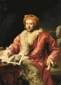 """adagiogminor:  Johann Joachim Winckelmann. (1717-1718)  He was aGermanart historianandarchaeologist.He was a pioneeringHellenistwho first articulated the difference between Greek, Greco-Roman and Roman art. """"The prophet and founding hero of modern archaeology"""",Winckelmann was one of the founders of scientific archaeology and first applied the categories of style on a large, systematic basis to thehistory of art. Many consider him the father of the discipline of art history.His…"""