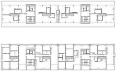 Neubau Wohnhochhaus Hirzenbach, Zürich   Boltshauser Architekten, Zürich, Schweiz