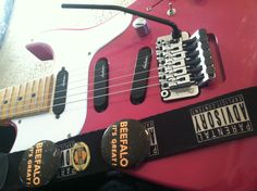 My Charvel they don't make them like this anymore
