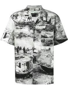 26412f777dc37 OFF-WHITE lake print shirt Off White Fashion