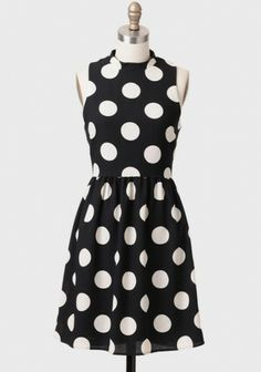 I just love polka dots