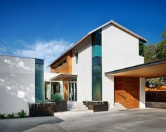 Rollingwood Residence contemporary exterior