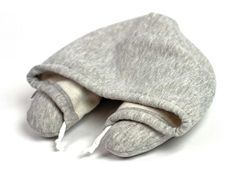 Cool hoodie neck pillow Best Stocking Stuffers   Everywhere - DailyCandy