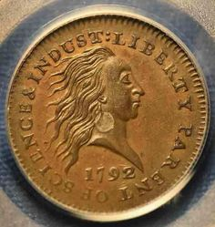 This rare penny sold at auction for over 1 million dollars! Us Coins, Rare Coins, American Coins, American History, Canadian Coins, Valuable Coins, Coin Display, Error Coins, Gold And Silver Coins