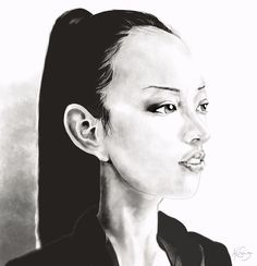 Portrait of an Unknown by arcsez.deviantart.com on deviantART   Huion H610 Pro http://www.amazon.com/Huion-H610-Graphics-Drawing-Tablet/dp/B00GIGGS6A/ref=aag_m_pw_dp?ie=UTF8&m=A30BRCK3LE6SB5 #asian #digital #face #girl #hybrid #jessica #mixed #pencil #portrait #pretty #sketch #huion #huiontablet #huionh610pro