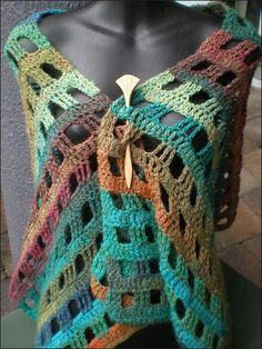 prayer shawl....so beautiful...would love to make this for a dear friend.