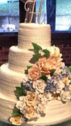 Beautiful Wedding Cake....