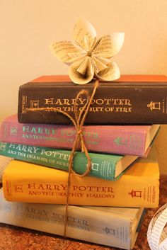 Savoring the Small Stuff: Bridal Shower for the Ultimate Book Lover