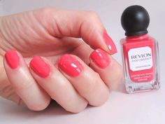 Revlon Parfumerie Nail Polish Swatches and Review