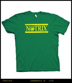NOTRIX scuba diving T-shirt by Seven Tenths