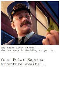 Polar Express Party - Budget Christmas