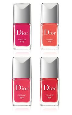 Surfing beauty, Vernis Summer Mix de Dior http://www.vogue.fr/beaute/shopping/diaporama/shopping-produits-de-beaute-surf/13624/image/761496#!6