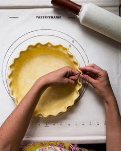 """How to Make Pie Dough"" 