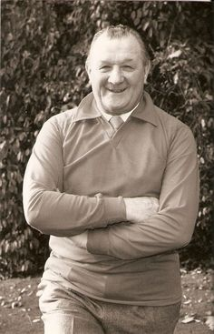 ♠ The History of Liverpool FC in pictures - Bob Paisley Best Football Team, Football Pictures, Liverpool Fc Managers, Bob Paisley, Bristol Rovers, This Is Anfield, Soccer World, Liverpool Football Club, Nostalgia