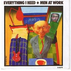 Men At Work - Everything I Need (Vinyl) at Discogs
