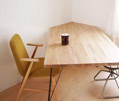 先日引越しをした私。ダンボール机で食事しています。 食事も仕事もまったりもできる、ダイニングテーブルが欲しい! […]