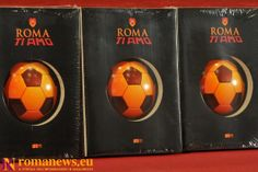 'Roma Ti Amo – The Exhibition' is presented at midday at Factory Pelanda with a press conference. #ASRoma #RomaTiAmo