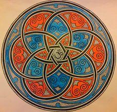 Celtic mandala | Flickr - Photo Sharing!