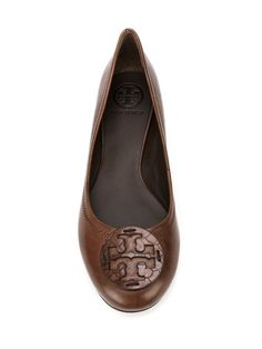 #toryburch #shoes #ballerinas #brown #woman #fashion #style www.jofre.eu