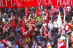 Even as May Day protests were expected in cities across the world on Sunday, as economic crises and a rise in unemployment have fueled anti-government sentiment, Brazil saw some radically different scenes. Hundreds of thousands of people marched...