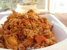 תבשיל פרגיות ואורז / צילום : ניקי ב