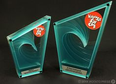 Press Release: WINDANSEA SURF CLUB – CUSTOM LASERCUT TROPHIES