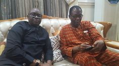 Welcome to Oghenemaga Otewu's Blog: Ayo Fayose urges support for all-inclusive efforts...