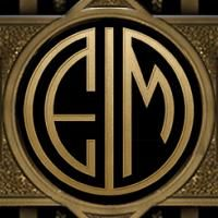 create your own custom monogram with The Great Gatsby Monogram Maker.