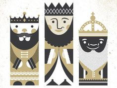 one 8 new holiday cards. Grey and gold 2 color screen print. Available soon in our web store.