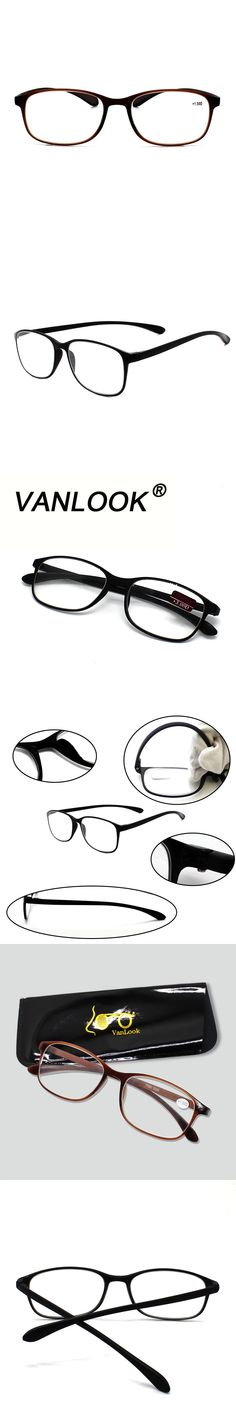 Reading Glasses for Sight Women Men +1.00 +1.50 +2.00 +2.50 +3.00 3.50 4.00 Slim Farsightedness Spectacles with Pouch Free Light