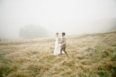 Frances & Ben, Whimsical Mountain Top Wedding Ruffled
