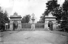 Entrance to Fort William, Belfast, Co. Antrim