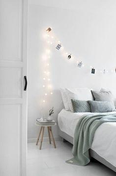 30+ Modern and Stylish Scandinavian Bedroom Decor Inspirations for Teenage #ArtAndCraftBedroom