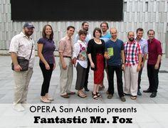 Great giveaway for families in San Antonio area: OPERA San Antonio brings Fantastic Mr. Fox to life. Via SACharterMoms.com