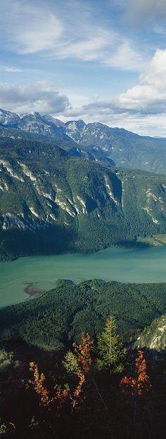 ✯  View Of Julien Alps From Mount Vogel - Slovenia