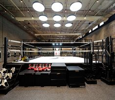 Being the first commercial boxing gym in the region, The Burrow introduces a modern combination of boxing exercises to Kuwait.