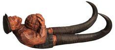 Black Forest Figural Crop & Leash Hook - Faded Rose Antiques LLC - Brands  One Kings Lane #Crop#Leash#Hook