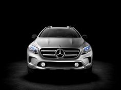 Today, we present a brand new interpretation of the Mercedes-Benz SUV family's class-leading capability: the stunning Concept GLA. Leading with a bold, upright grille and featuring an interior that puts its own unique twist on our latest design language, the Concept GLA previews one of the few places our rugged SUVs haven't yet gone.