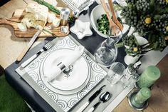 dinner Alaska, Table Settings, Table Decorations, Dinner, House, Ideas, Home Decor, Dining, Decoration Home