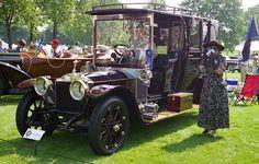 1911 Rolls Royce Silver Ghost Landaulet
