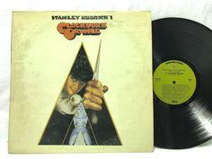 A Clockwork Orange - Stanley Kubricks's Warner BS 2573 LP Vinyl #Records