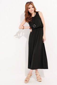 Pretty and Smart Long Casual Dresses