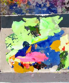 35 of 365 in 2015. 6x6 inch image on 6x7 inch Masonite Board. Mixed Media Collage.